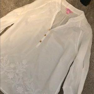 White cotton Elsa
